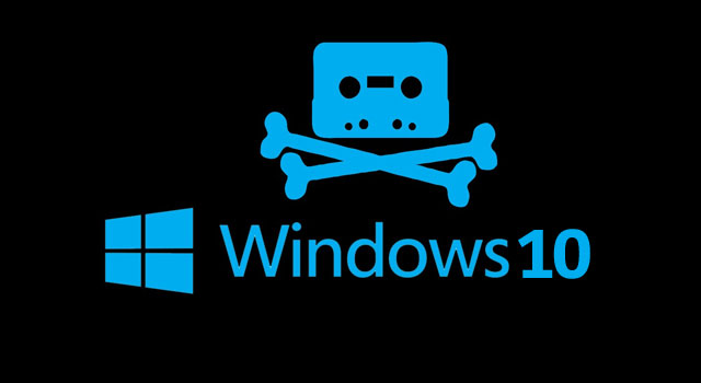Prevent Windows 10 from blocking pirated games or software